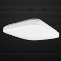 Plafoniera LED SLIM Patrata 20W 4000K