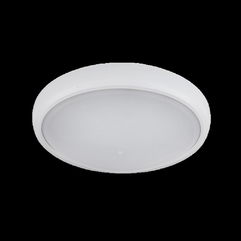 Aplica LED Rotunda 12W ALB IP54