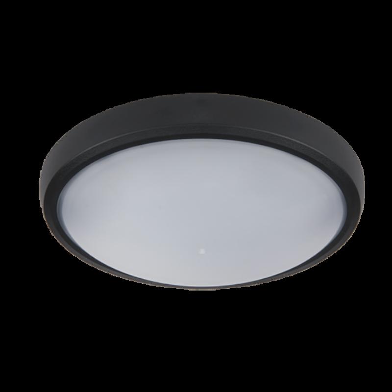 Aplica LED 6W NEGRU IP54