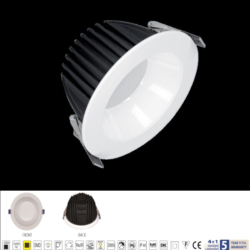 Spot LED 15W Incastrat in tavan
