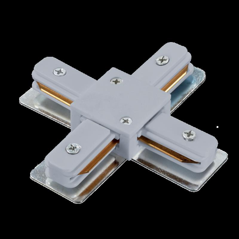 Adaptor Sina Spot LED Tip X Alb, Negru sau GRI