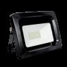 Proiector LED 50W Negru VEGA SLIM, Alb Rece