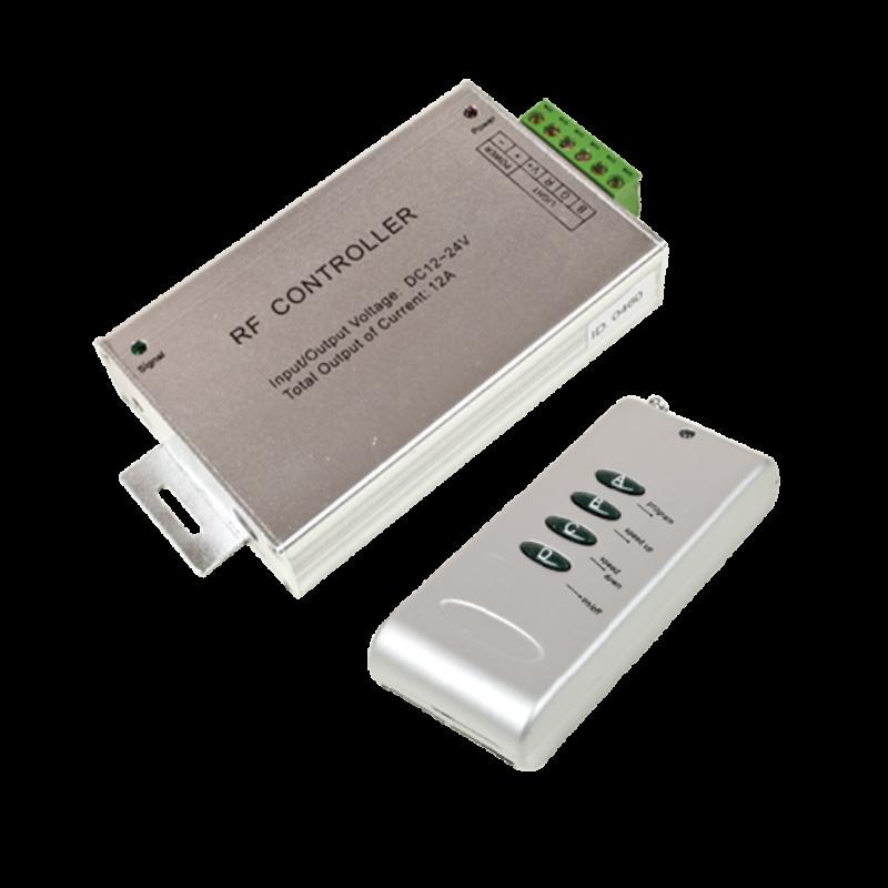 Controler LED RGB 12A 12V pentru banda LED