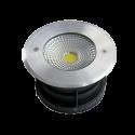 LAMPA DE PARDOSEALA CU LED 10W Alb Rece IP67