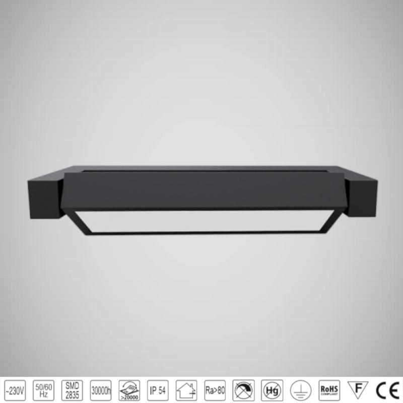 Lampa LED Gradina10W 230V Alb Neutru