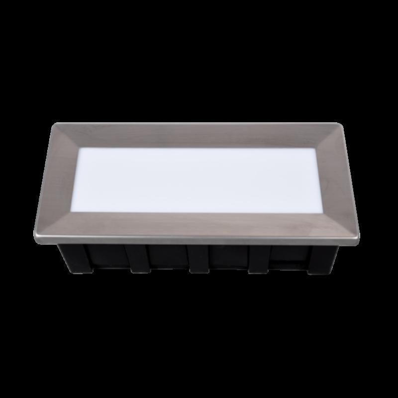 Lampa LED de perete 3,5W Montaj Incastrat
