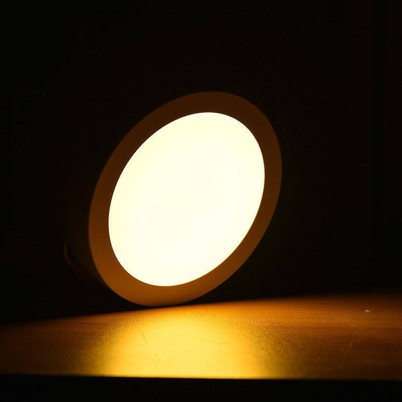 Spot LED 18W 3000K Aplicat pe Tavan