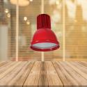 Corp iluminat LED Suspendat 30W Rosu