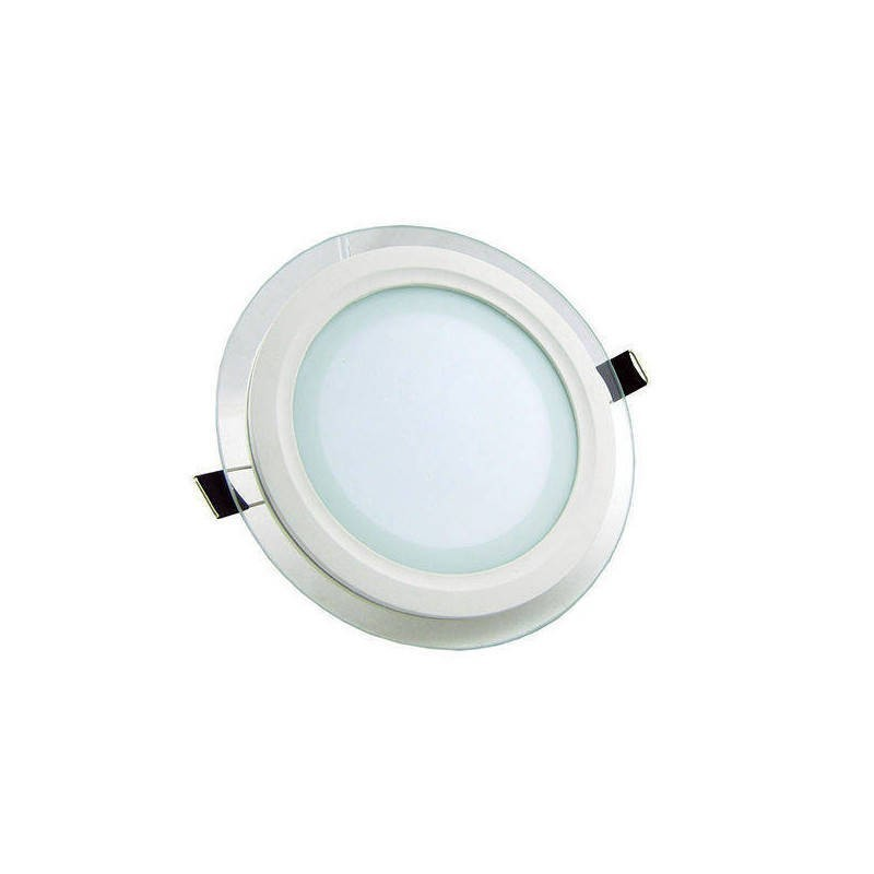 Spot LED 6W cu sticla Incastrat