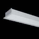 Profil LED Incastrat 48W 4000K 1200MM GRI