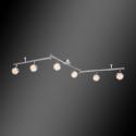 Spoturi Living LED CAMEO 6X5W/ 3200K Crom