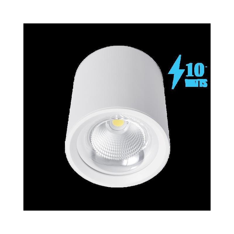Spot LED Aplicat 10W cu lumina naturala