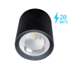 Spot LED 20W Lumina Naturala Montaj Aparent