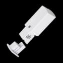 Adaptor Alimentare Sina Spoturi LED 4 linii,Alb