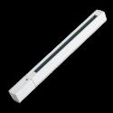 Sina spoturi LED Negru 4 linii, 2metri