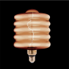 Bec LED Vintage Dimabil 8W E27 2000K D200 GOLD