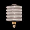 Bec LED Vintage Dimabil 8W E27 2000K D200 Sticla Fumurie