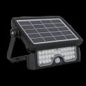 Proiector LED Solar cu senzor de miscare 5W IP65