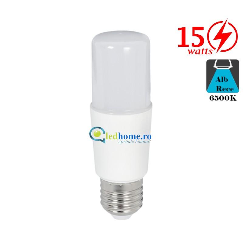 BEC LED STICK T37 15W E27 Alb Rece