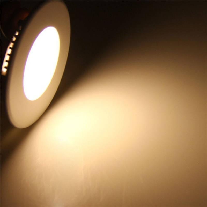 Spot LED Incastrat 6W
