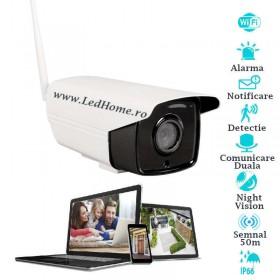 Camera Supraveghere WI-FI de exterior SMART