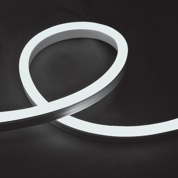Neon Flex Lumina Rece 12W/m 24V IP65