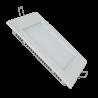 Spot LED Patrat 24W 4000K Incastrat in tavan