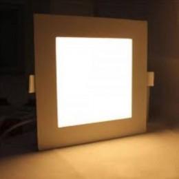 Panou LED Patrat 24W 4000K...