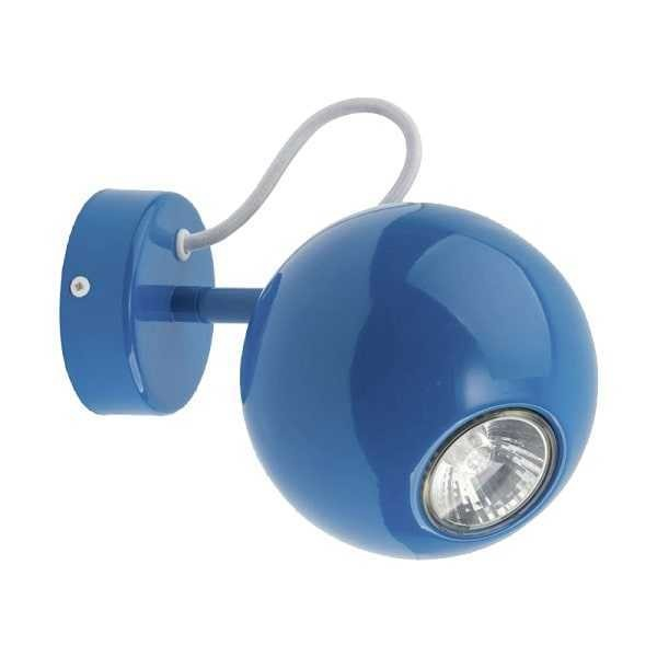 Spot Camera Copii 1xGU10 Albastru