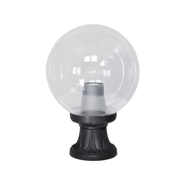 Lampa de gradina 1XE27 IP55 700mm Negru