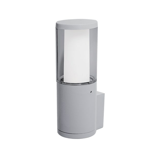 Aplica de exterior 3.5W Lumina Neutra IP55 Gri
