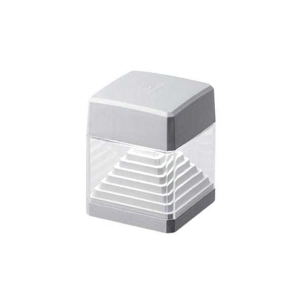 Aplica de exterior Moderna 10W Lumina Neutra IP55 Gri