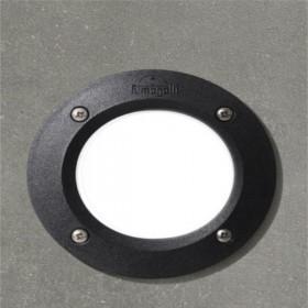 Spot Incastrat de exterior 3W Lumina Neutra IP55 Negru