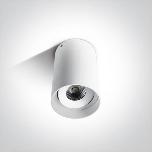Spot LED 10W Aplicat pe Tavan 3000K Model 10D