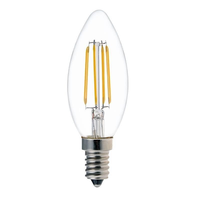 Bec LED Vintage 4W Dimabil, 2800-3200K, GOLD