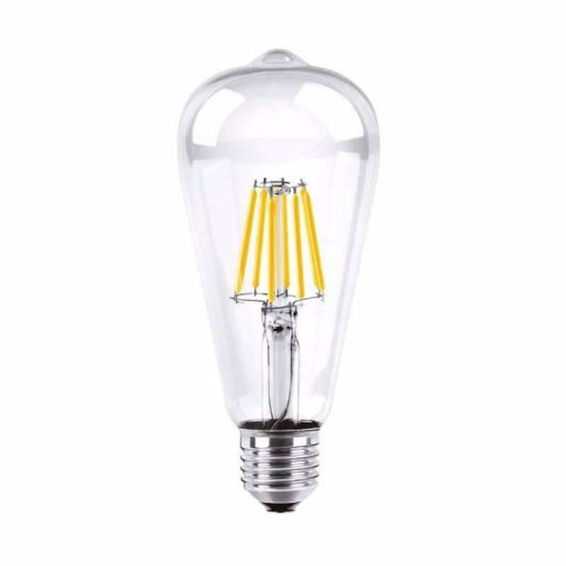 Bec LED Vintage 8W Dimabil 2800-3200K GOLD