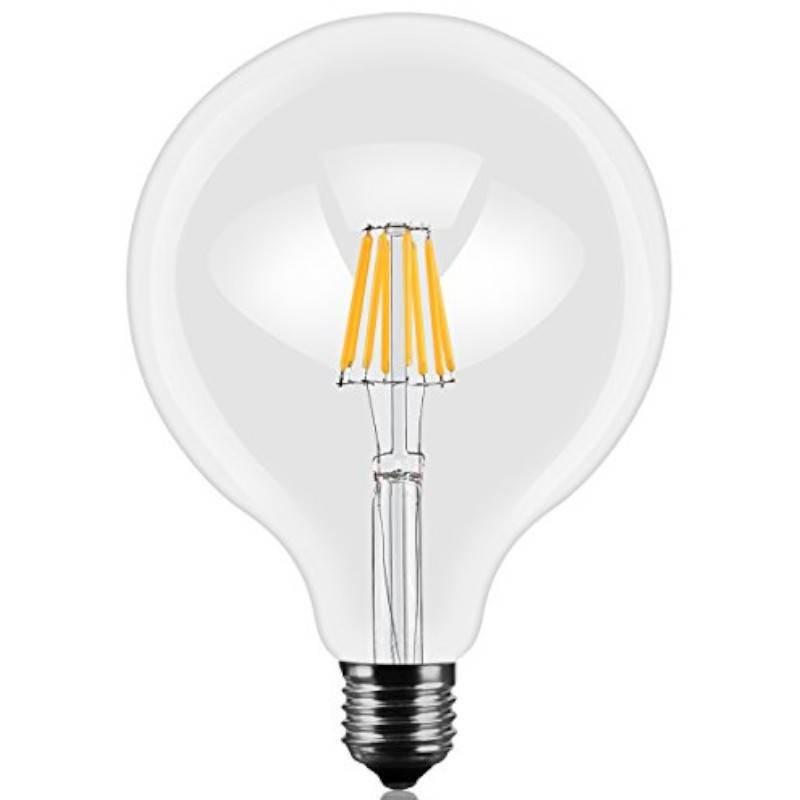 Bec LED Vintage 8W E27, 2800-3200K GOLD