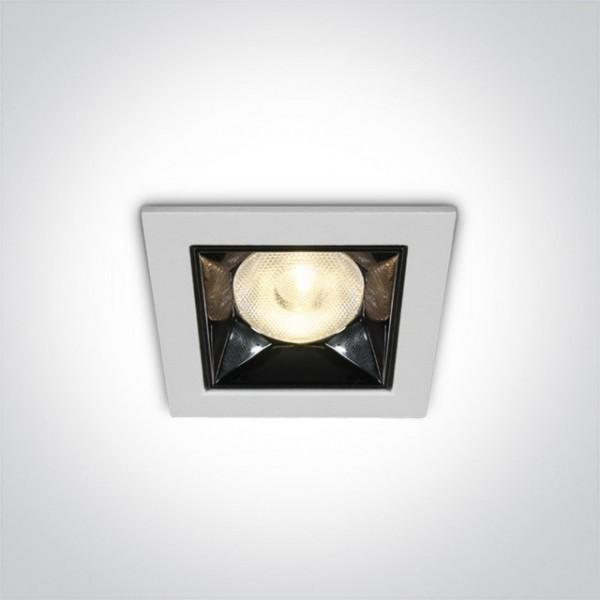 Spot LED Incastrat 6W CRI90 LED CREE