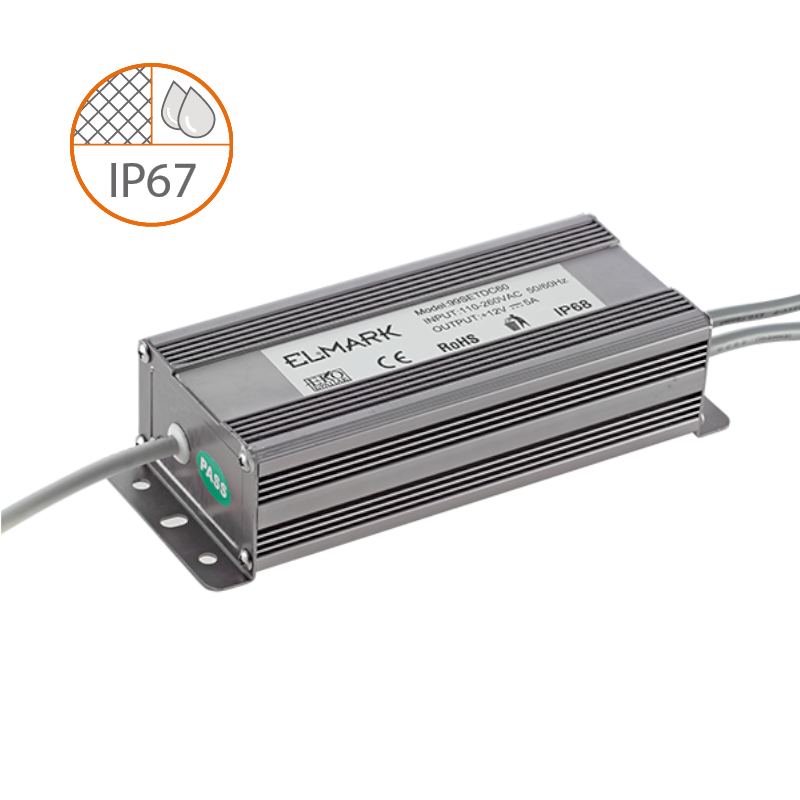 Sursa LED 150W IP67 12V