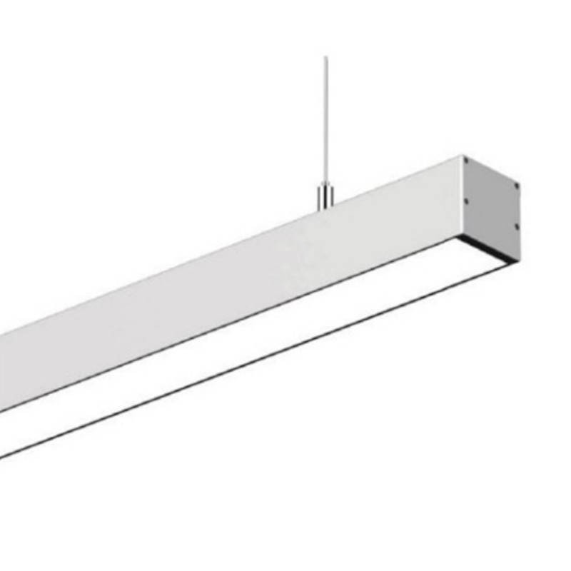 Profil LED Aparent 32W 4000K 1500MM GRI