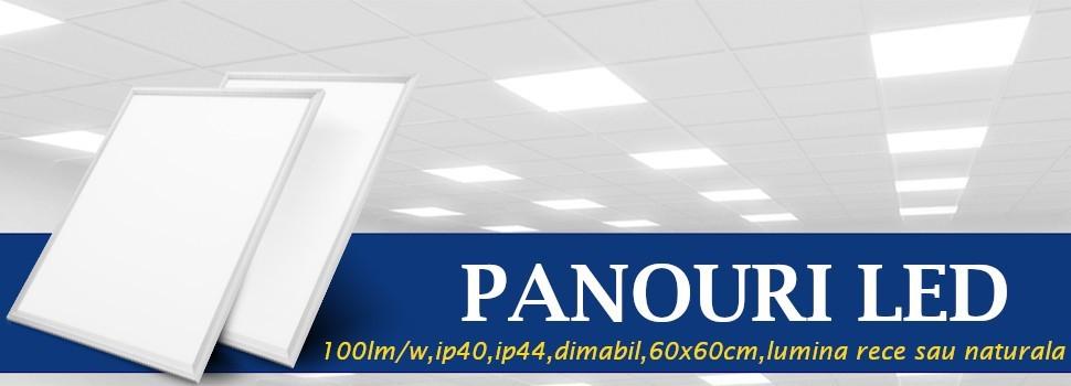 Panouri LED 60x60cm
