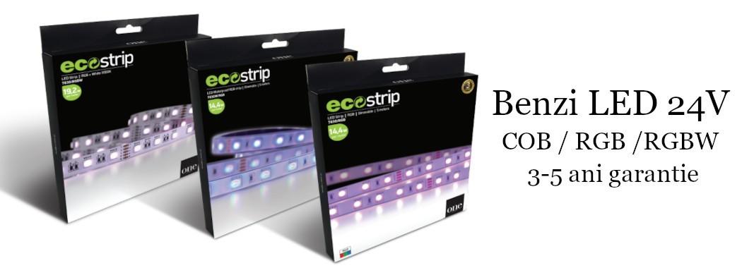 Benzi LED si accesorii