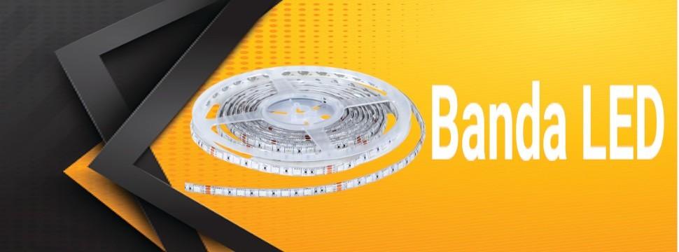 Banda cu LED de interior si Exterior