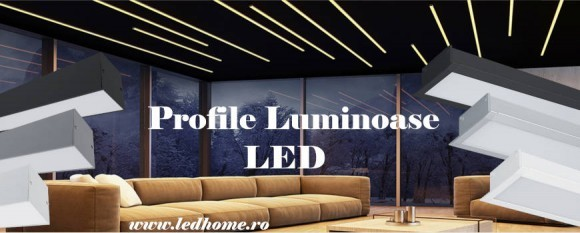 Stii care sunt diferentele intre cele doua tipuri de profile LED?
